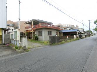 桐生市広沢町間ノ島の土地(宅地...